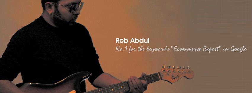 Rob Abdul Ecommerce Expert