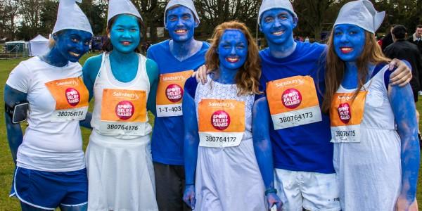 Sport Relief 2014 Birmingham
