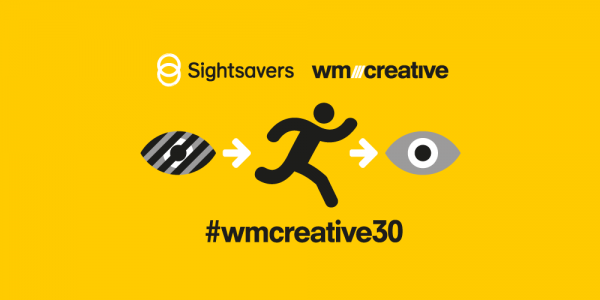 #wmcreative30 Sightsavers