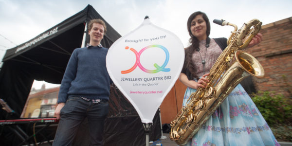 Amyleigh Woodhead - Music in the Square Live Music JQ